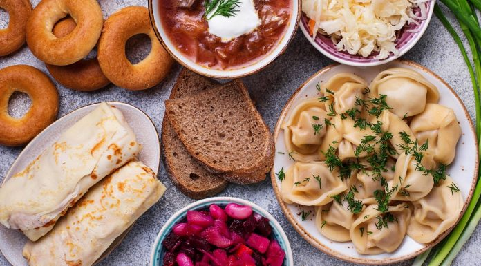 13 Best Russian Foods and Where to Find them in Moscow
